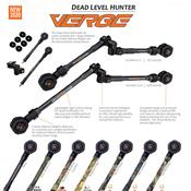 "Dead Level Hunter Verge 9""-7"