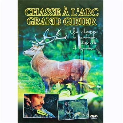 DVD Chasse à l'arc grand gibier