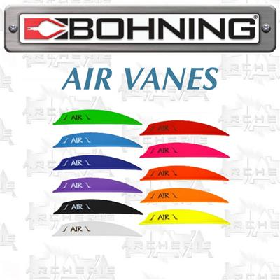 Lot de 12 Air Vanes